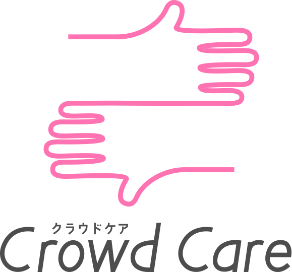 CrowdCareロゴ